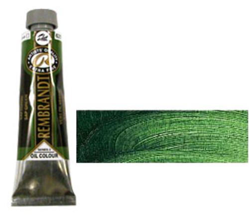 レンブラント 油絵具9号(40ml) 623サップグリーン