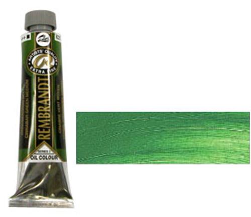 レンブラント 油絵具9号(40ml) 625シナバーグリーンミディアム