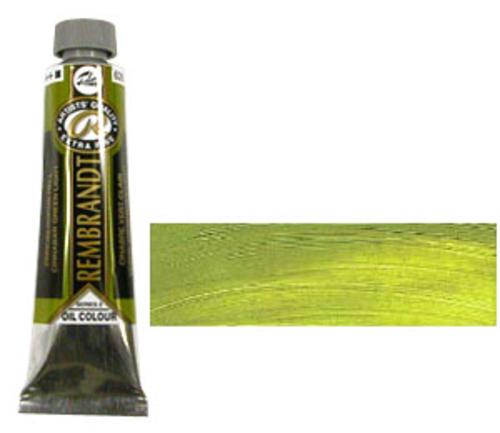 レンブラント 油絵具9号(40ml) 626シナバーグリーンライト