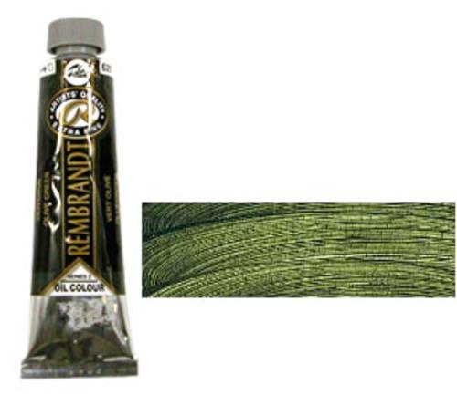 レンブラント 油絵具9号(40ml) 620オリーブグリーン
