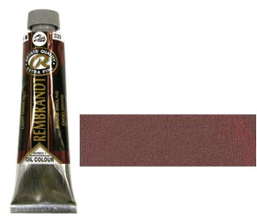 レンブラント 油絵具9号(40ml) 339ライトオキサイドレッド