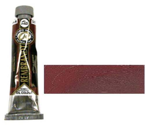レンブラント 油絵具9号(40ml) 347インディアンレッド