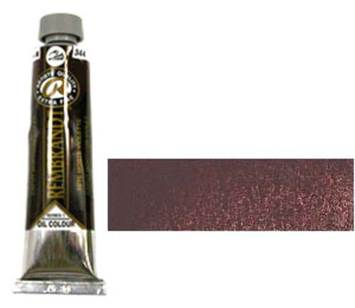 レンブラント 油絵具9号(40ml) 344キャパットモーチャムバイオレット