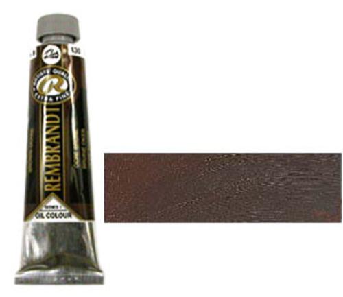 レンブラント 油絵具9号(40ml) 430ブラウンオーカー