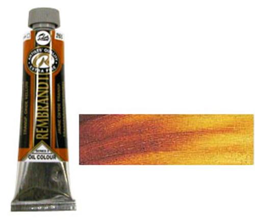 レンブラント 油絵具9号(40ml) 265トランスペアレントオキサイドイエロー