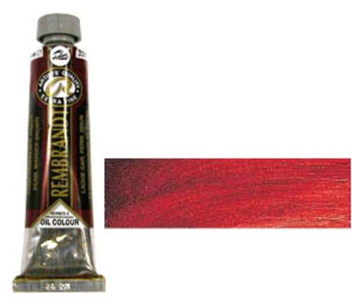 レンブラント 油絵具9号(40ml) 324パーマネントマダーブラウン