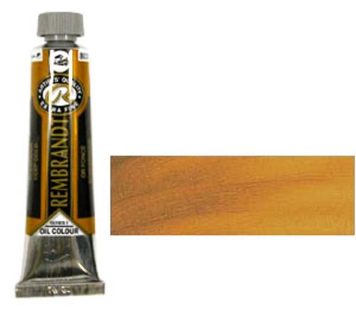レンブラント 油絵具9号(40ml) 803ディープゴールド