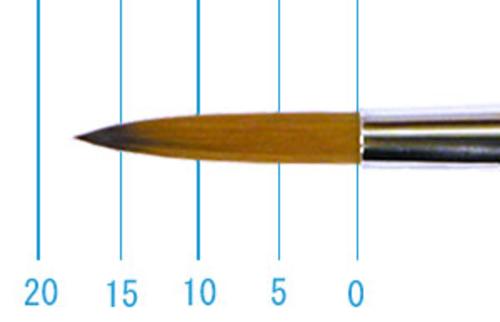 ラファエル画筆 869(ラウンド・カーレル)10号