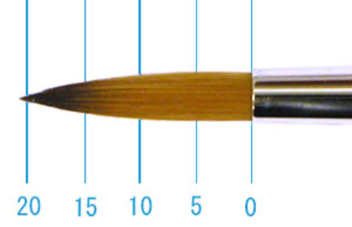 ラファエル画筆 869(ラウンド・カーレル)12号