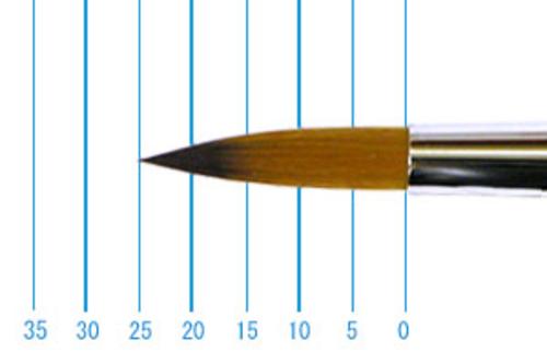 ラファエル画筆 869(ラウンド・カーレル)16号