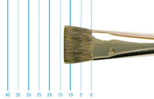 ラファエル水彩筆 916(フラット・カナダリス)14号