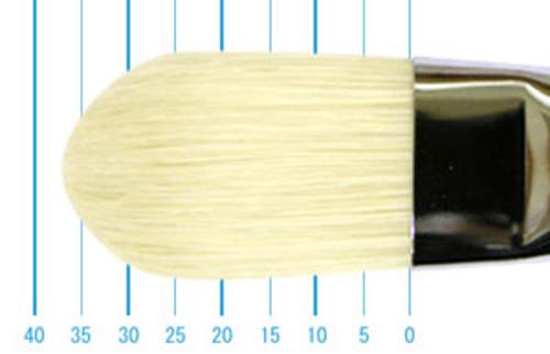 ラファエル油彩筆 3592(フィルバート・豚毛)22号