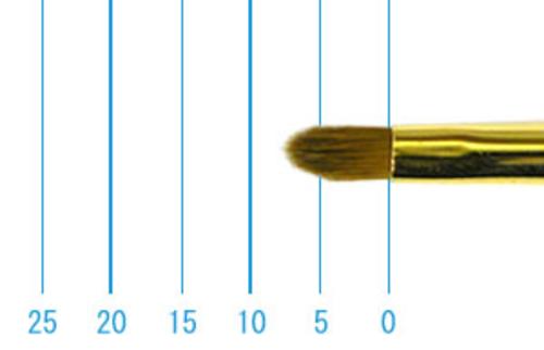 ラファエル油彩筆 8728(フィルバート・コリンスキー)4号
