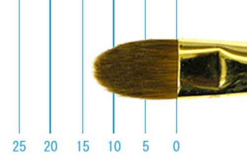 ラファエル油彩筆 8728(フィルバート・コリンスキー)8号