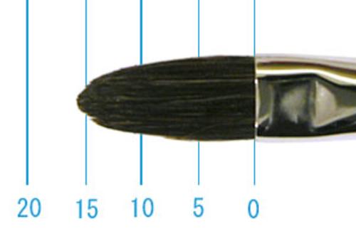 ラファエル油彩筆 8782(フィルバート・牛耳)8号