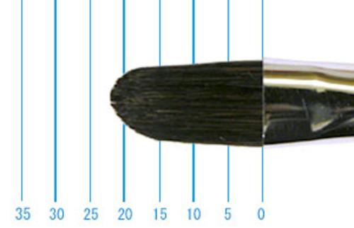 ラファエル油彩筆 8782(フィルバート・牛耳)14号