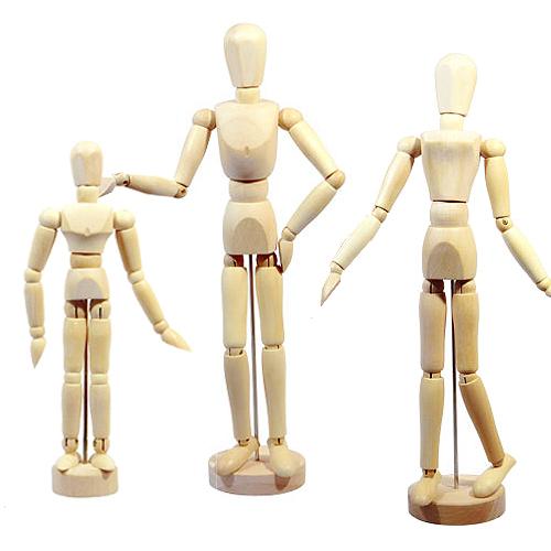 デリーター モデル人形
