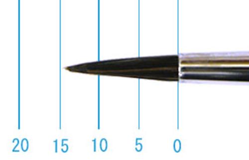 ラファエル油彩筆 868(ラウンド・牛耳)10号