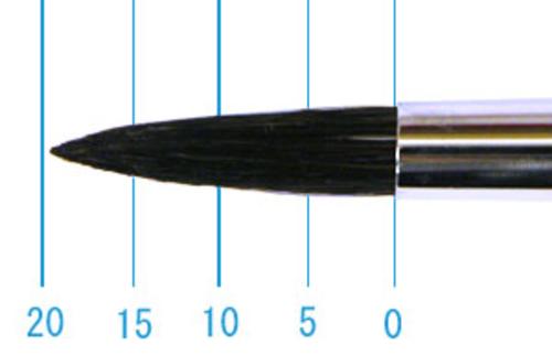 ラファエル油彩筆 868(ラウンド・牛耳)14号