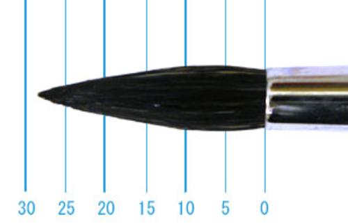 ラファエル油彩筆 868(ラウンド・牛耳)20号