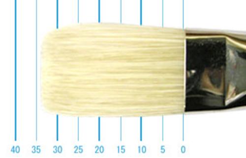 ラファエル油彩筆 359(フラット・豚毛)20号