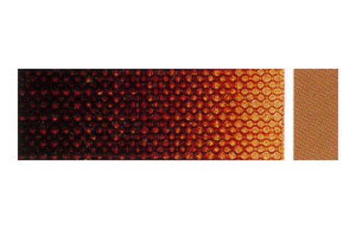 ミノー油絵具 6号(20ml) 206バーントシェンナ