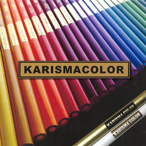 カリスマカラー色鉛筆