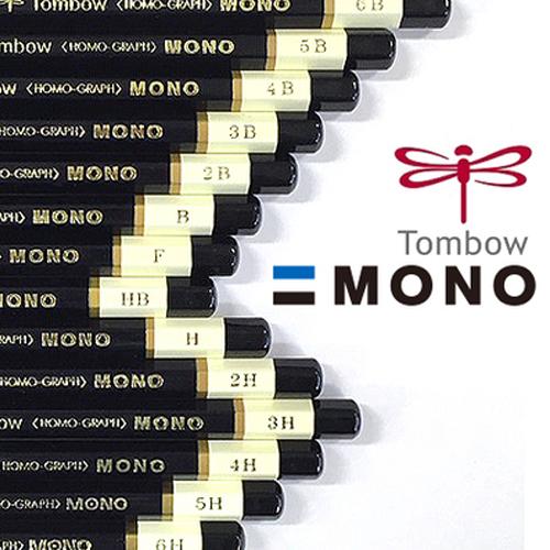 トンボ 鉛筆MONO