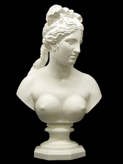 カピトリ-ノのヴィーナス胸像(通称カッパヴィーナス) 78cm K-126