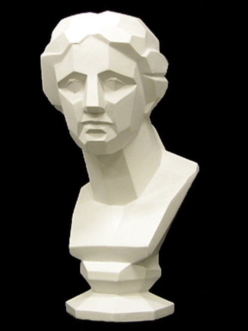 ミロ島ヴィーナス胸像(面取り) 60cm K-161