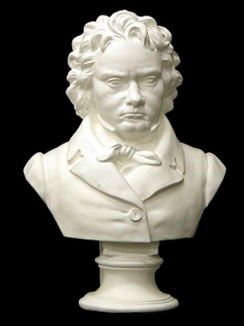 ベートーヴェン胸像(大) 53cm K-182