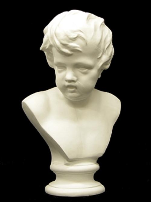 フランソワ作 小児胸像 46cm K-184