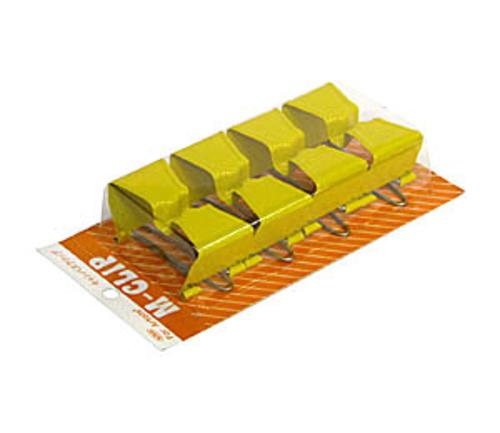 ホルベイン カラーMクリップ(小)黄