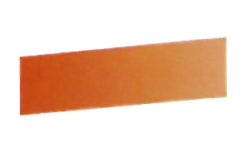 ラウニー 水彩絵具ハーフパン 535パーマネントレッド