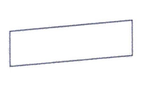 ラウニー 水彩絵具ハーフパン 009チタニウムホワイト
