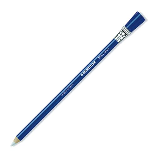ステッドラー 鉛筆型ハケ付き字消し(526 61)