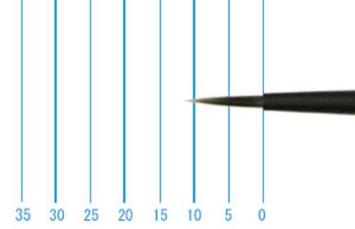 丸善 インターロン 1026 短軸(ラウンド)0号