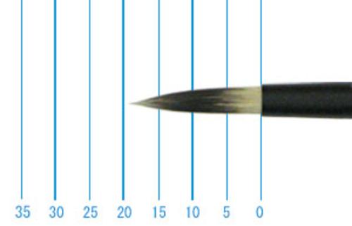 丸善 インターロン 1026 短軸(ラウンド)6号
