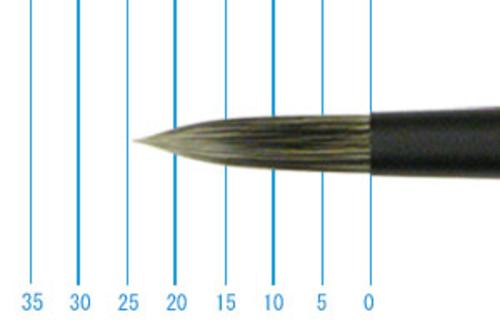 丸善 インターロン 1026 短軸(ラウンド)10号