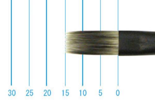 丸善 インターロン 1027 短軸(フラット)6号