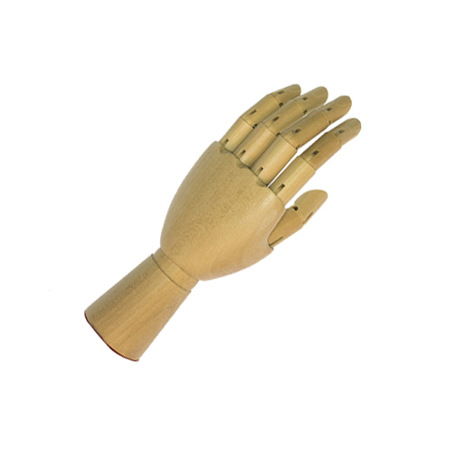ホルベイン 子供の手のモデル[左手]