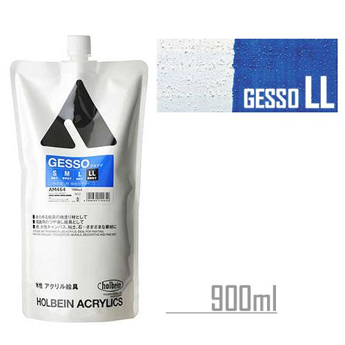 ホルベイン ジェッソLL[極粗粒子]900ml(AM464)