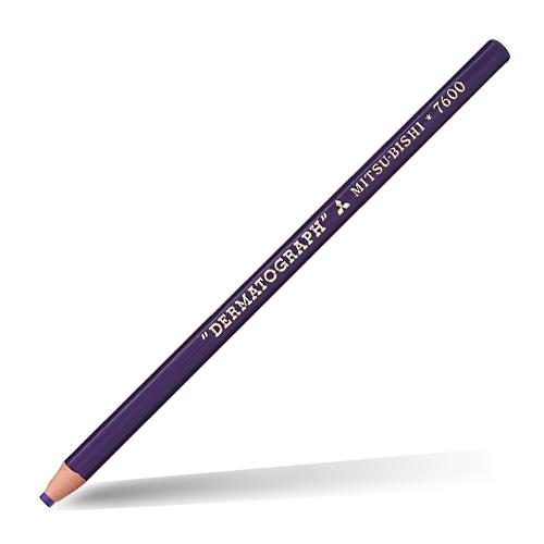 三菱 ダーマトグラフ(油性) 紫