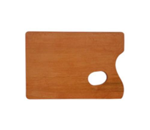 世界堂 油絵用木製パレット SM[角型]