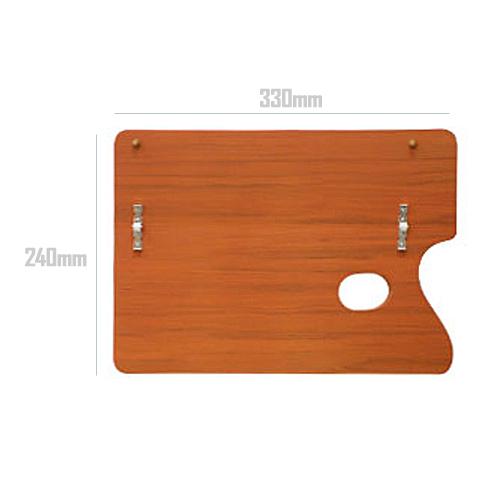 ホルベイン 堅木材・二折パレット[ST-S型](121-236)