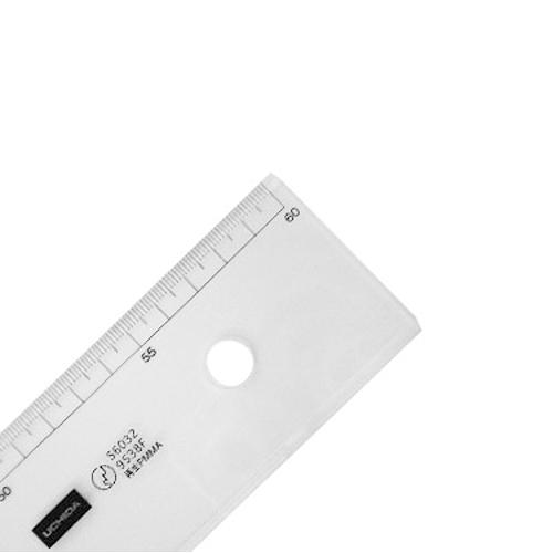 ウチダ 直線定規60cm型(1-807-6003)