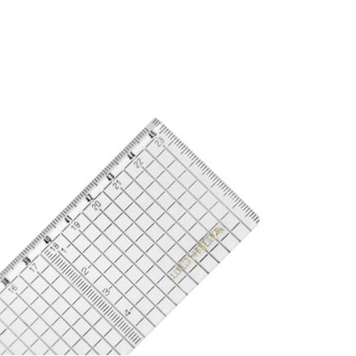 ウチダ 方眼直線定規45cm型(1-807-7045)