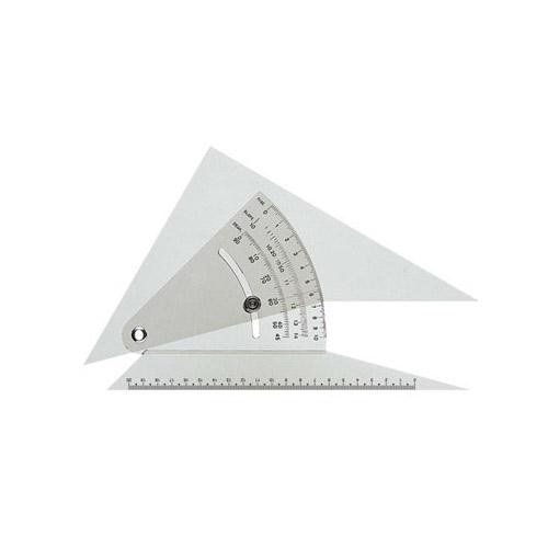 ウチダ 精密勾配定規22cm型(013-0003)