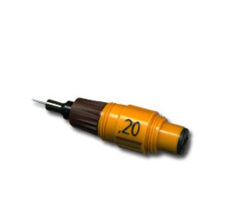 ロットリング イソグラフ用スペアニブ[0.2mm]