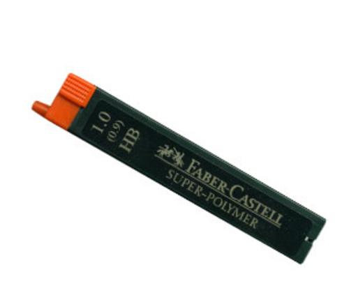 ファーバーカステル シャープ芯 スーパーポリマー 0.9/1.0mm[HB]